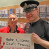 Centro backs Stop Hate in fight against hate crime…