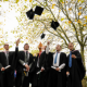 College bucks the national trend with big increase in higher education applications …