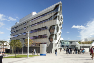 Coventry University Engineering & Computing Building