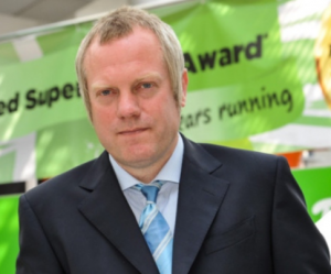 Barry Williams -RETAIL SALES FLAT, BUT EXPECTED TO PICK UP – CBI