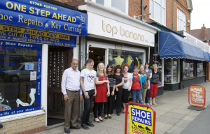 Independent retailers in Kings Heath's York Road