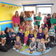 Mama Bear opens the newly refurbished nursery in Soundwell