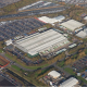 Asda distribution centre in Portbury
