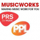 MusicWorks, a joint initiative of PPL and PRS for Music