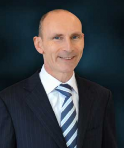 deVere Group's founder and chief executive, Nigel Green