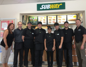 SUBWAY® opens a new store in Stratford-upon-Avon