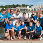 Bristol firms pull together for corporate rowing challenge