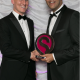 Craig Holt, President and Founder, QualitySolicitors, Vic Younis, Executive, QualitySolicitors Talbots