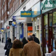 the pace of shop closures on the High Street has slowed