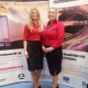 ERUK MD Sadie Alcock and business development manager Charlotte Keeling