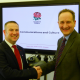 Dave Barton RFU and Simon Wells