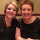 Owners Ruth Rawson (left) and Jo Rosewarne (right)