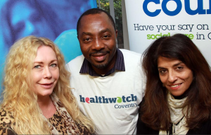 CU Healthwatch - University joins forces with city's new health and social care consumer champs...