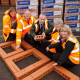 IBSTOCK DONATES BRICKS TO COMMUNITY PROJECT
