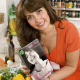 Successful author, TV presenter and home cook, Sally Bee