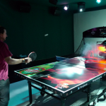 The Tsingtao Grand Master Ping Pong Table