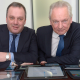 Cabinet Office Minister, Francis Maude MP & Peter Robbins, Managing Director Mercato Solutions