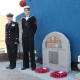 Colonel Tony George MBE joined local Sea Cadets