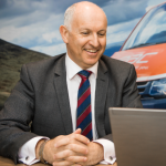 David Aldridge, RAC Business Services Director