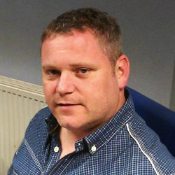 Richard Wathen -General manager at mclcreate Exhibitions