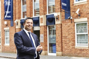 Shahzad Hussain, the new Vice Principal Operations and Development at Abbey College Birmingham