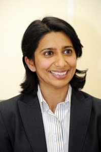 Pam Sidhu, head of employment law at The Wilkes Partnership