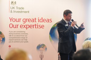 Rob Lawley, Head of International Trade at Staffordshire Chambers.