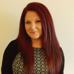 Sarah Colclough, Programme Administrator at North Staffordshire Chamber of Commerce.