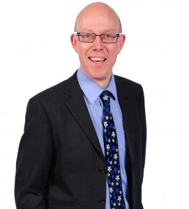 Andy Ball, Business Development Director at Higgs & Sons, which is now a Families in Business Approved Adviser in the Black Country.