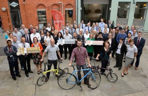 The businesses, schools and colleges which scooped the awards at Birmingham's Old Library.