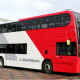 There were 276.5 million bus journeys made in the West Midlands in 2013.