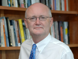 Professor Nigel Thrift, Warwick's Vice-Chancellor