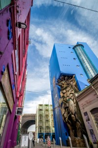Custard Factory in Birmingham