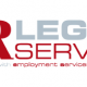 HR Legal Service logo