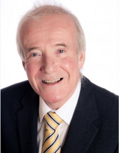 Howard Stevenson, former partner at Bowcock & Pursaill Solicitors who has retired after 47 years with the firm.