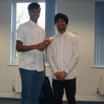 Kevin and Amandip talent show