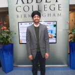 Amandip Bhamra raised £376 for Breast Cancer Campaign.