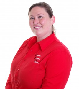 Clare Falls is back in a new role at the family business GB Plastics.