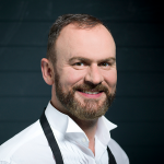Glynn Purnell, Michelin starred owner of Birmingham restaurant Purnell's