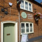 Exterior shot of the new Bowcock & Pursaill office based in Stafford Street, Eccleshall,