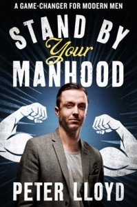 Peter Lloyd, author of Stand By Your Manhood