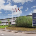 The i54 business park near Wolverhampton could be served by Sprint rapid transit under long term transport plans in Movement for Growth.
