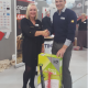 Batak wall winner - Martin Reid, MD of Black Hole Golf Ltd