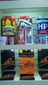 Lea & Perrins and Heinz themed products
