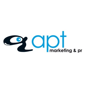 apt marketing & pr logo