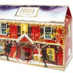 intu Potteries: Yankee Candle Advent House