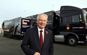 Lord Francis Maude at the Export Launch
