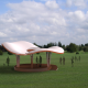 Bandstand designs by Coventry University students.