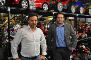 Funbikes - Jon King - MD and Richard Bester - General Manager