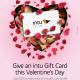 intu Potteries Valentine's artwork